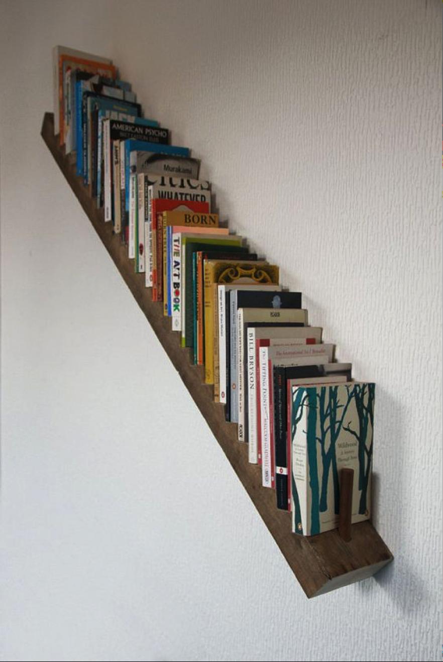 Libreria Fai Da Te.10 Idee Originali Per Realizzare Librerie E Scaffali Creativi