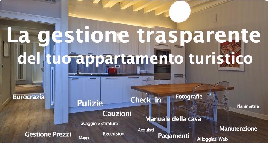 Prenotazione degli appartamenti