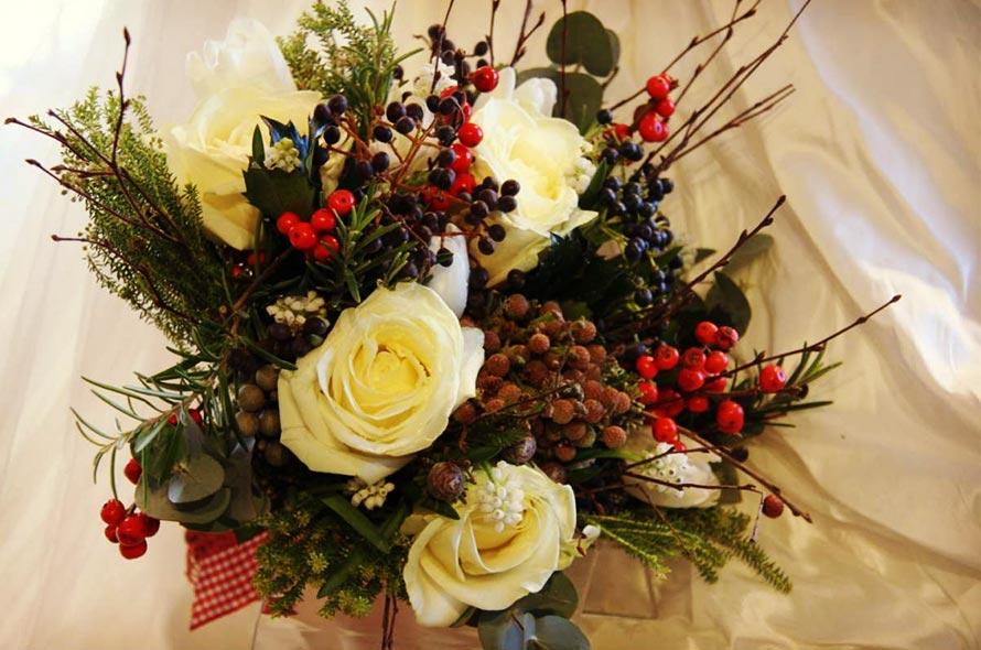 Matrimonio In Dicembre : Matrimonio a tema natalizio ricevimento nozze in inverno
