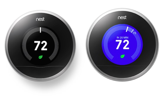 termostato nest wifi