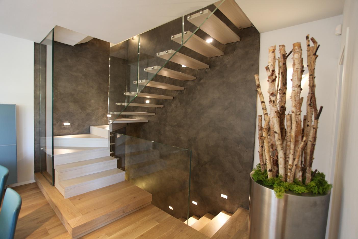 scale interne e prefabbricate