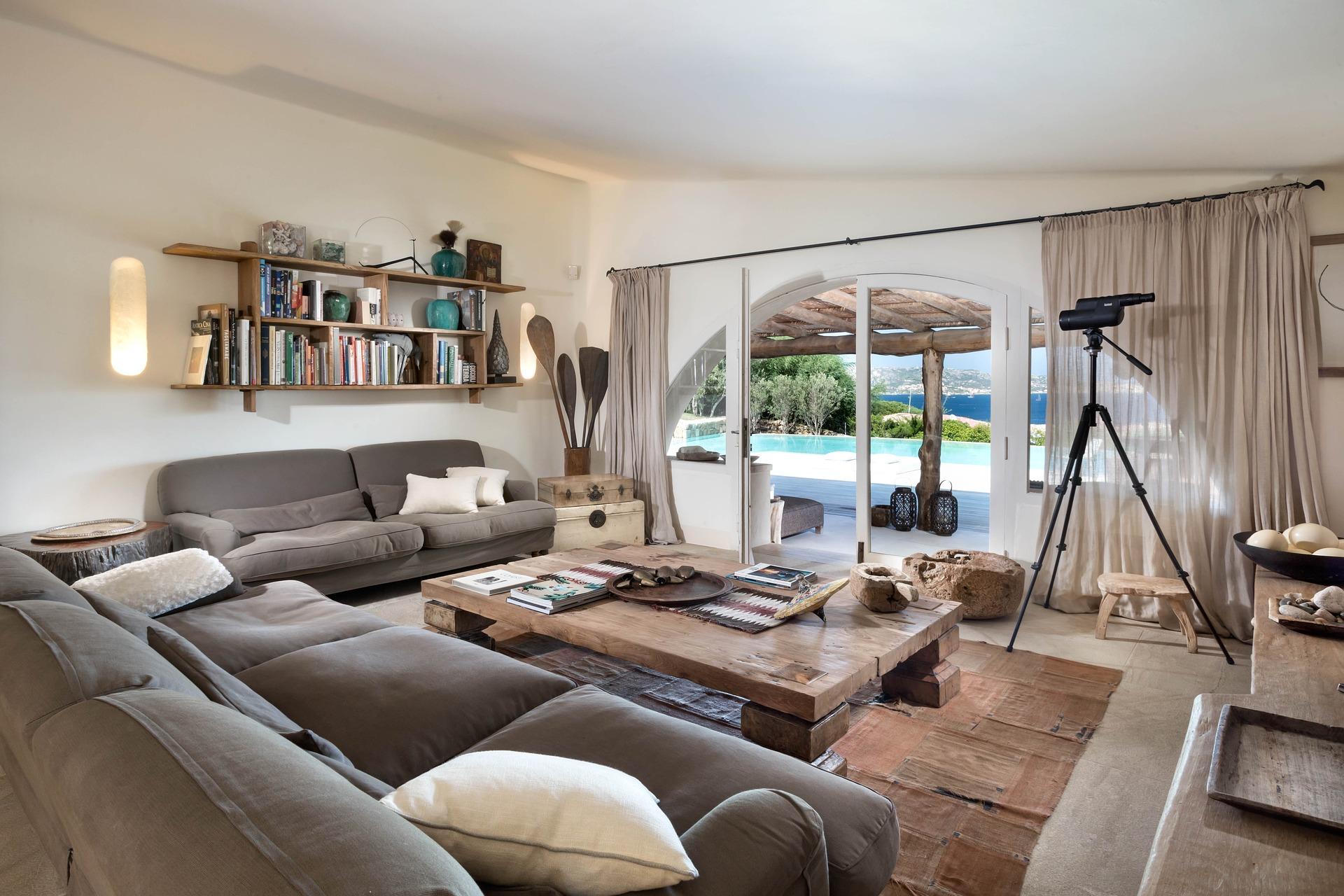 Qualche idea su come arredare un soggiorno