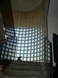vetro per l'edilizia