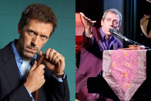 Hugh Laurie Piano