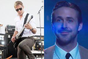 Rayan Gosling Guitar