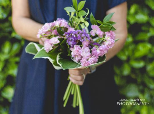 fiori come metafora del benessere