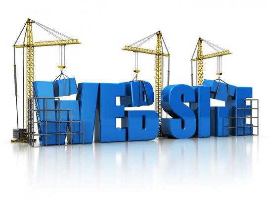 Web master per sito web