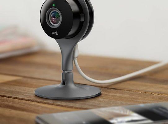 Ip camera da interni Telecamera videosorveglianza per interni