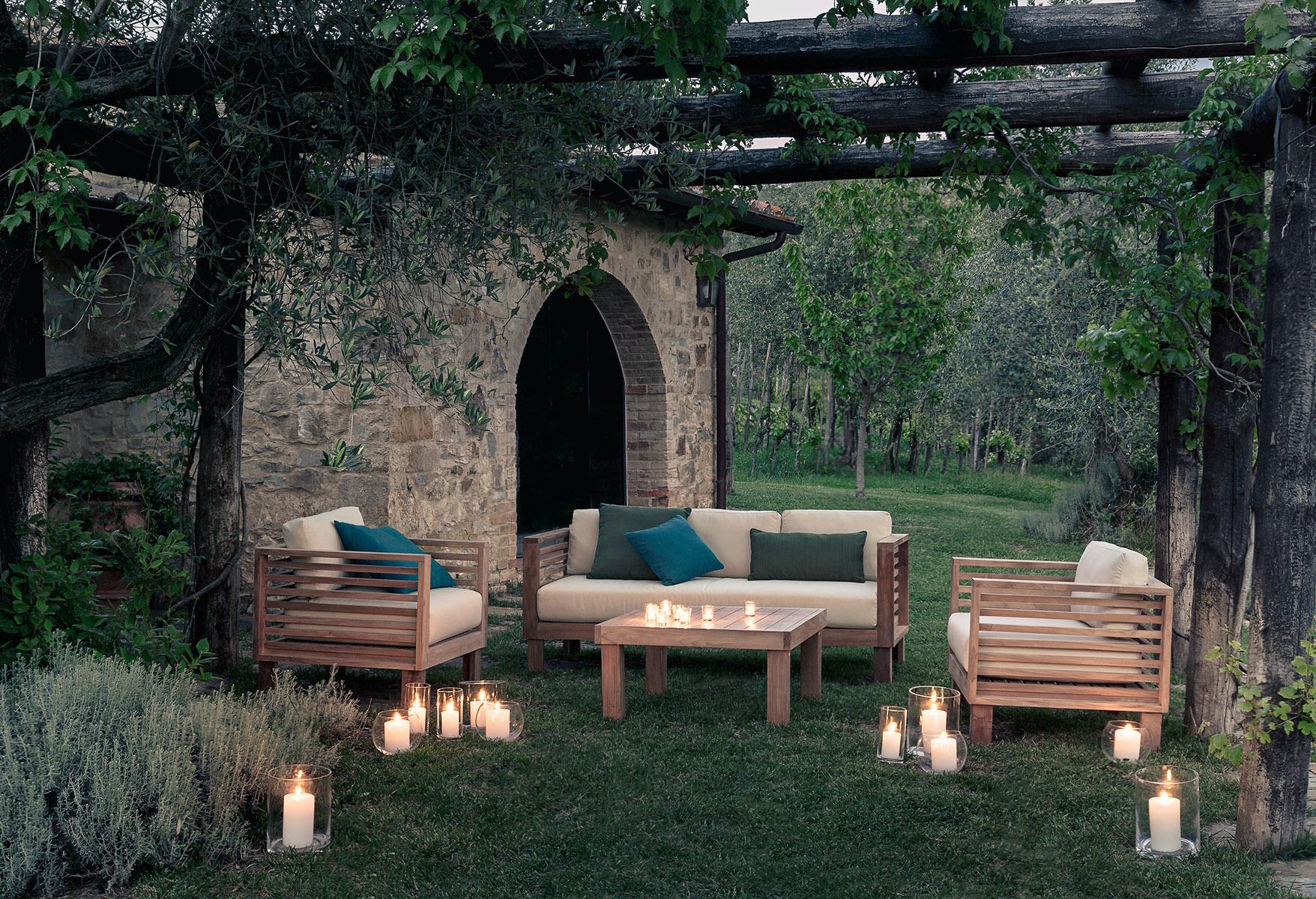 Il giardino di legno la passione per la cura del dettaglio - Il giardino di legno ...