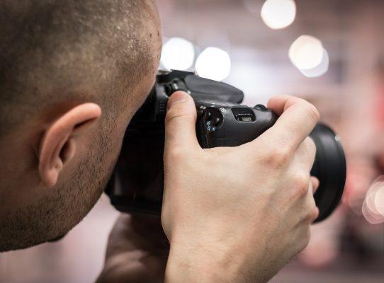 vita di un fotografo