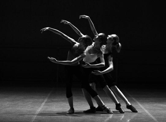 insegnante e coreografo