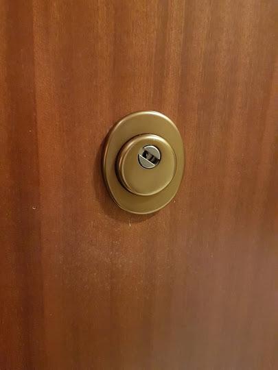 Quali serrature scegliere e come comportarsi nel caso di for Estrarre chiave rotta da cilindro