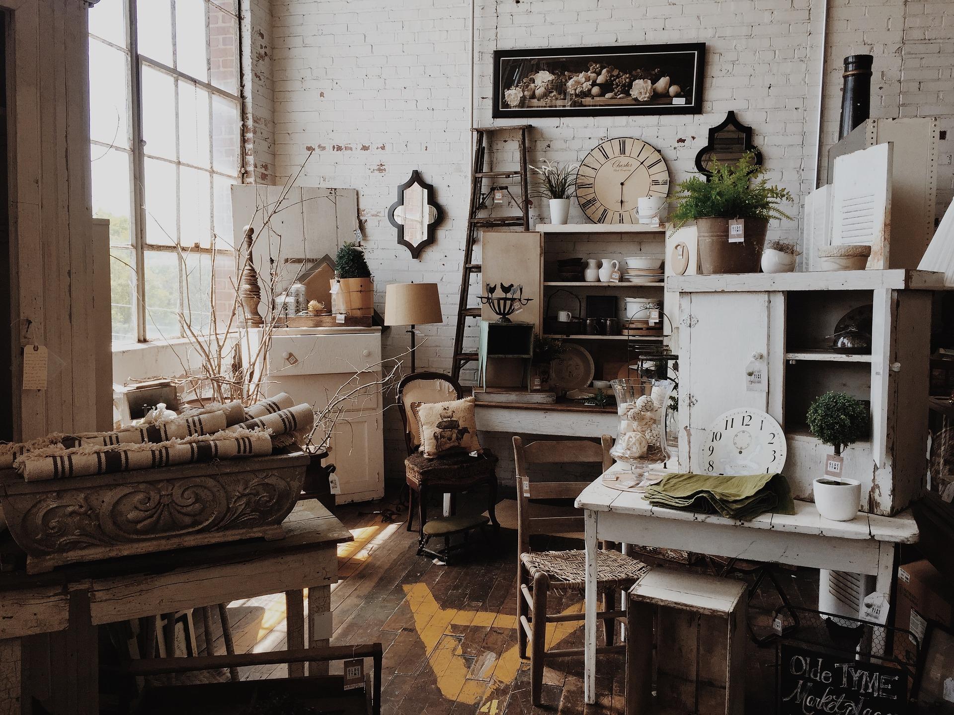 Arredamento Svedese Vintage : Arredamento vintage l equilibrio perfetto in un mix tra moderno