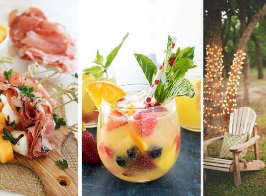 Organizzare una festa di estate