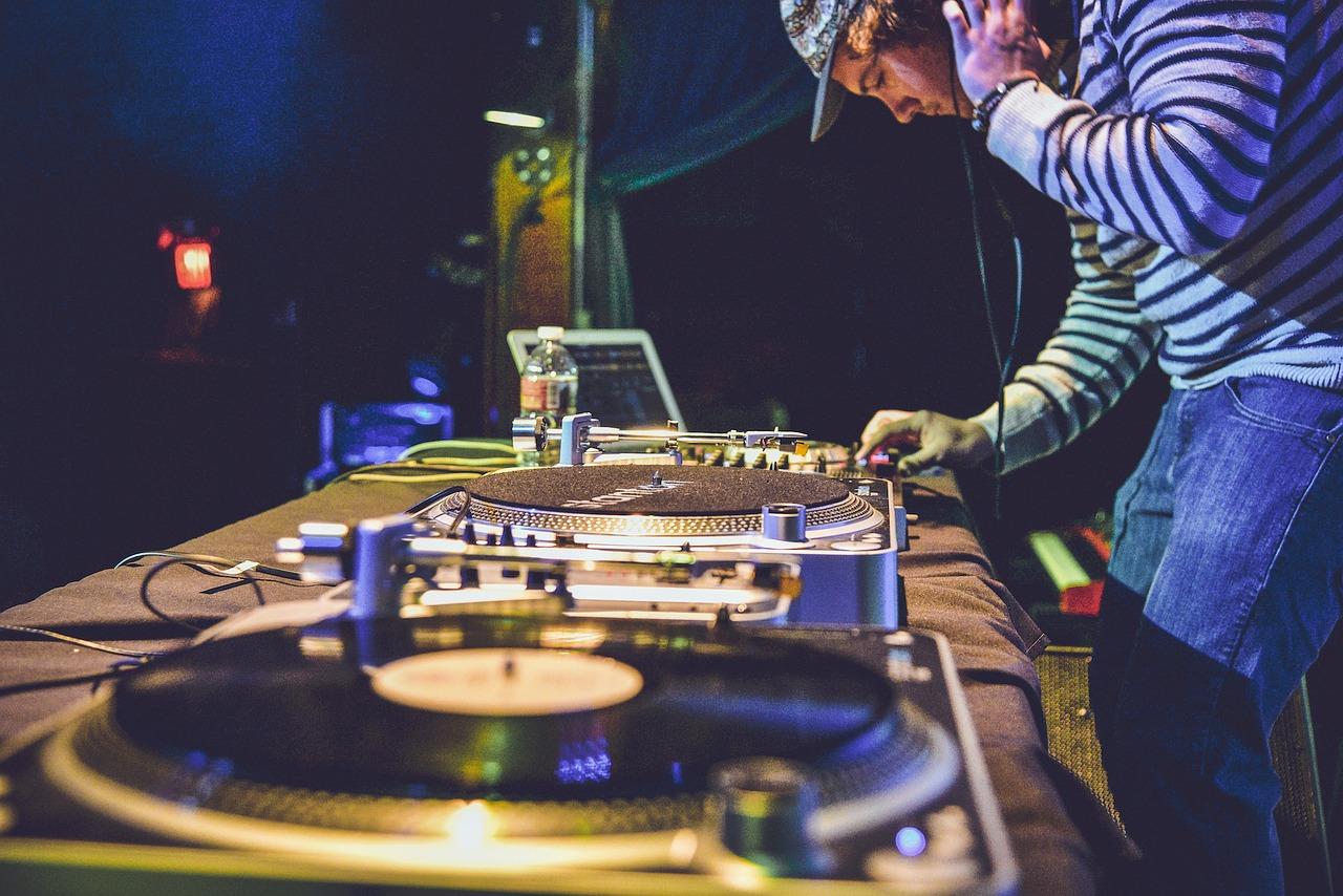 DJ Festa di Halloween