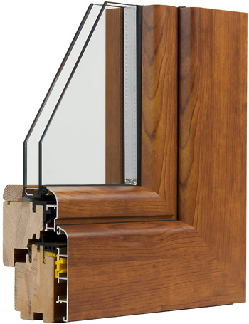 Guida nella scelta degli infissi intervista a riccardo margagliotti - Finestre alluminio legno ...