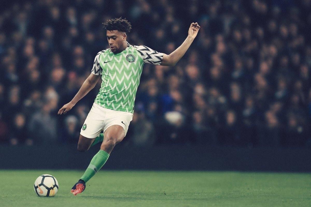 Maglia Nigeria