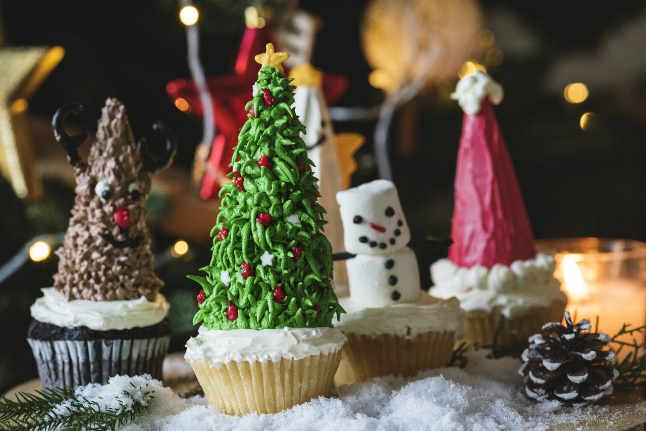 decorazione cupcakes