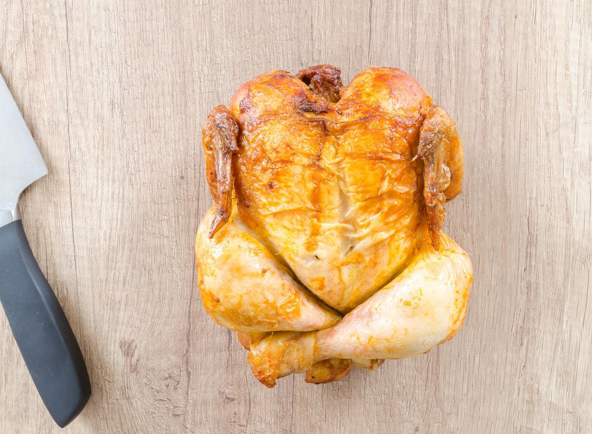 come cucinare il pollo
