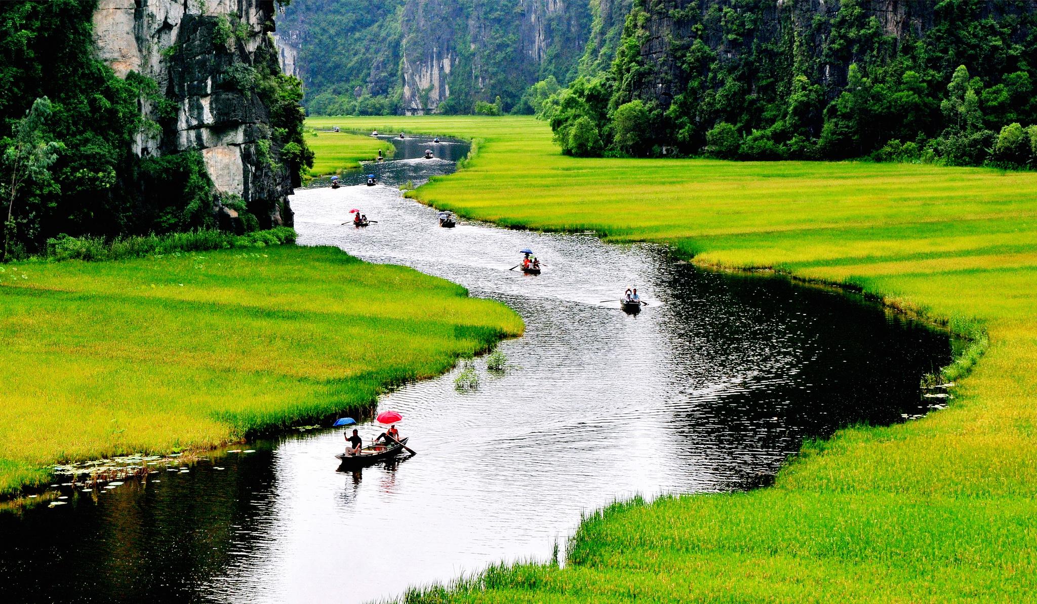 Viaggio in Cambogia e Vietnam