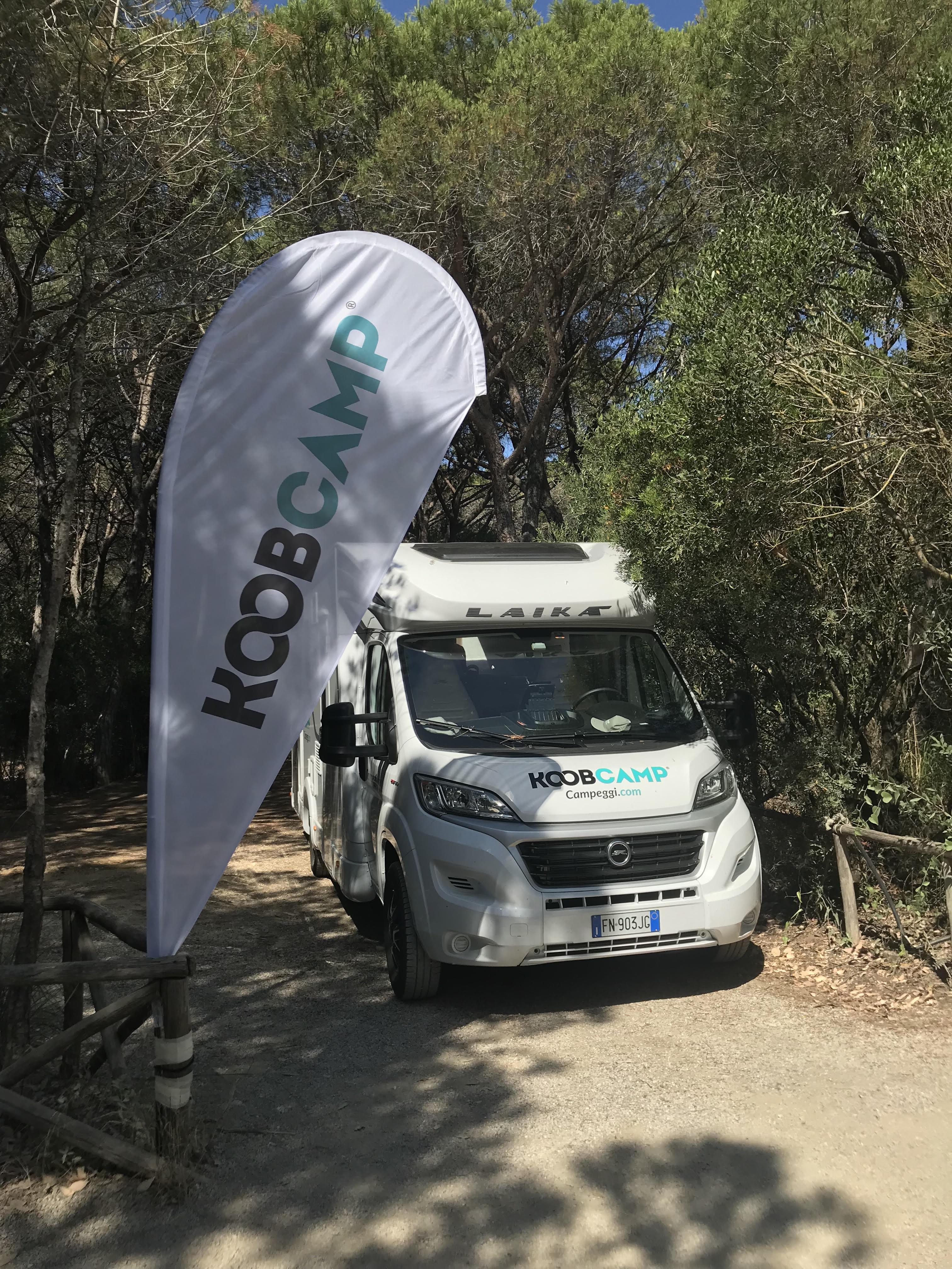 Camper KoobCamp