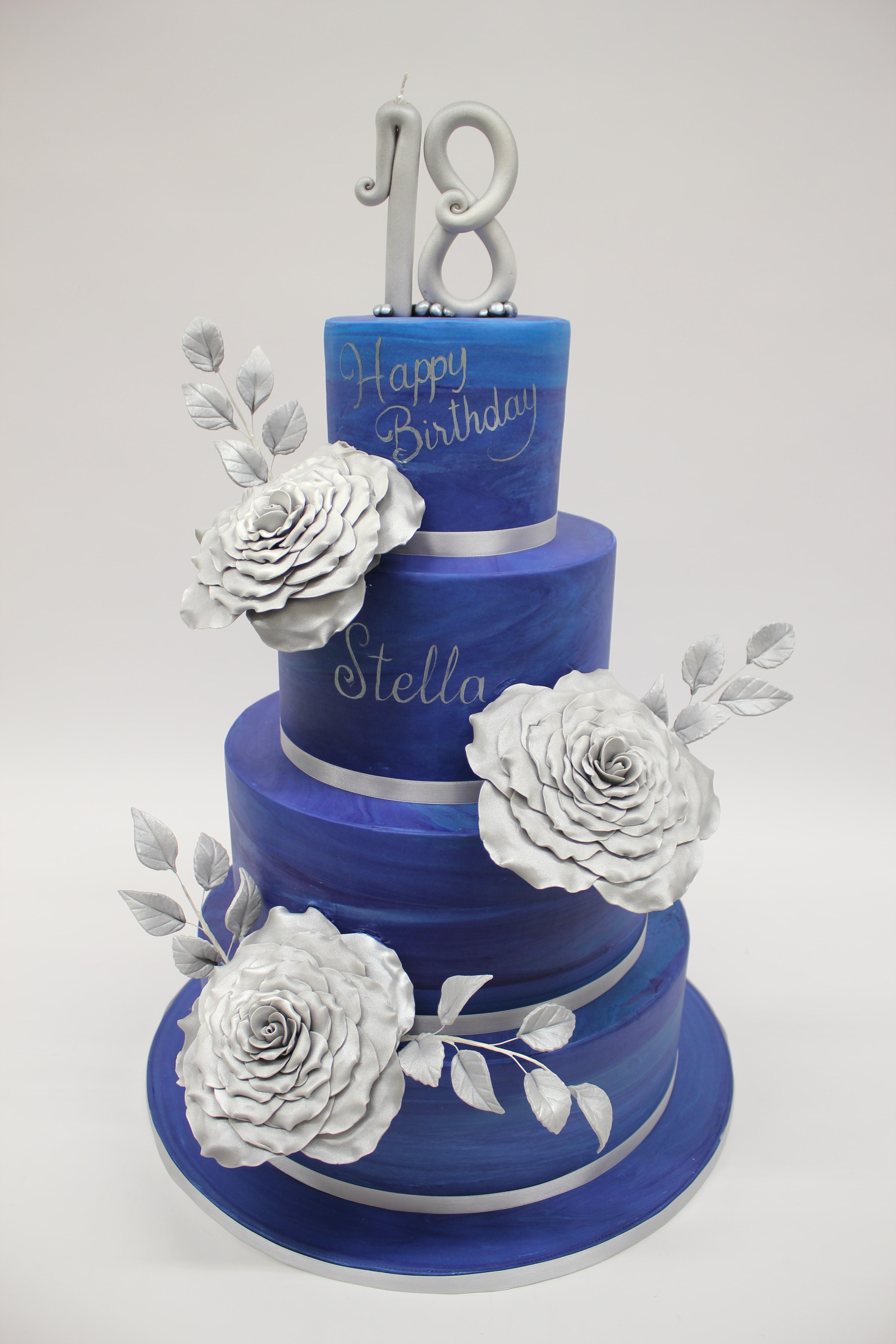 Cake design Francesco Bertini