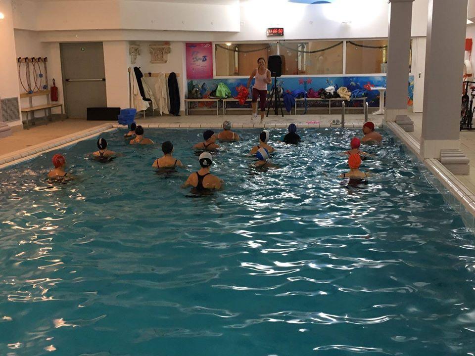 A.S.D. Tergeste Nuoto Altura struttura sportiva
