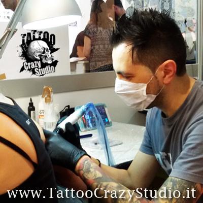 Chi è il tatuatore Carleo Sergio
