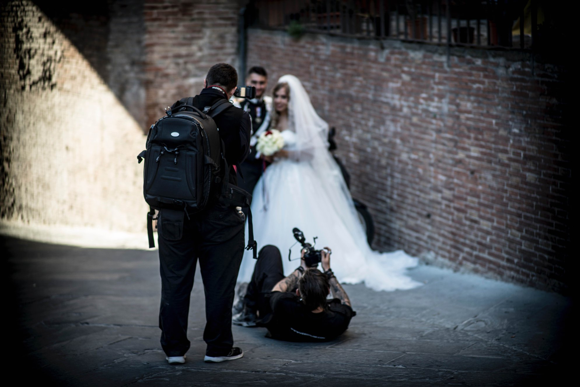 Come si crea un momento perfetto grazie alla fotografia