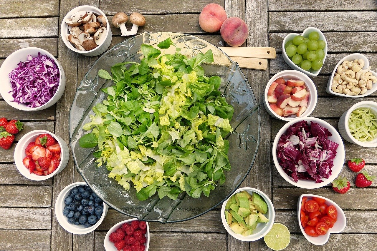 Consigli del nutrizionista per un dieta sana