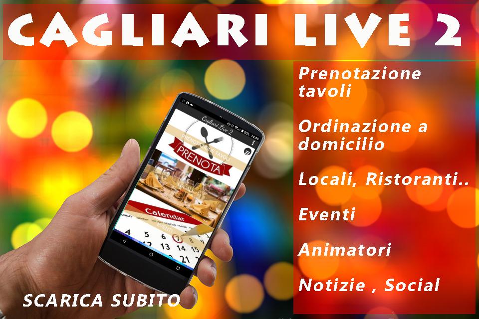Cagliari Live è l'unica web TV per gli artisti sardi