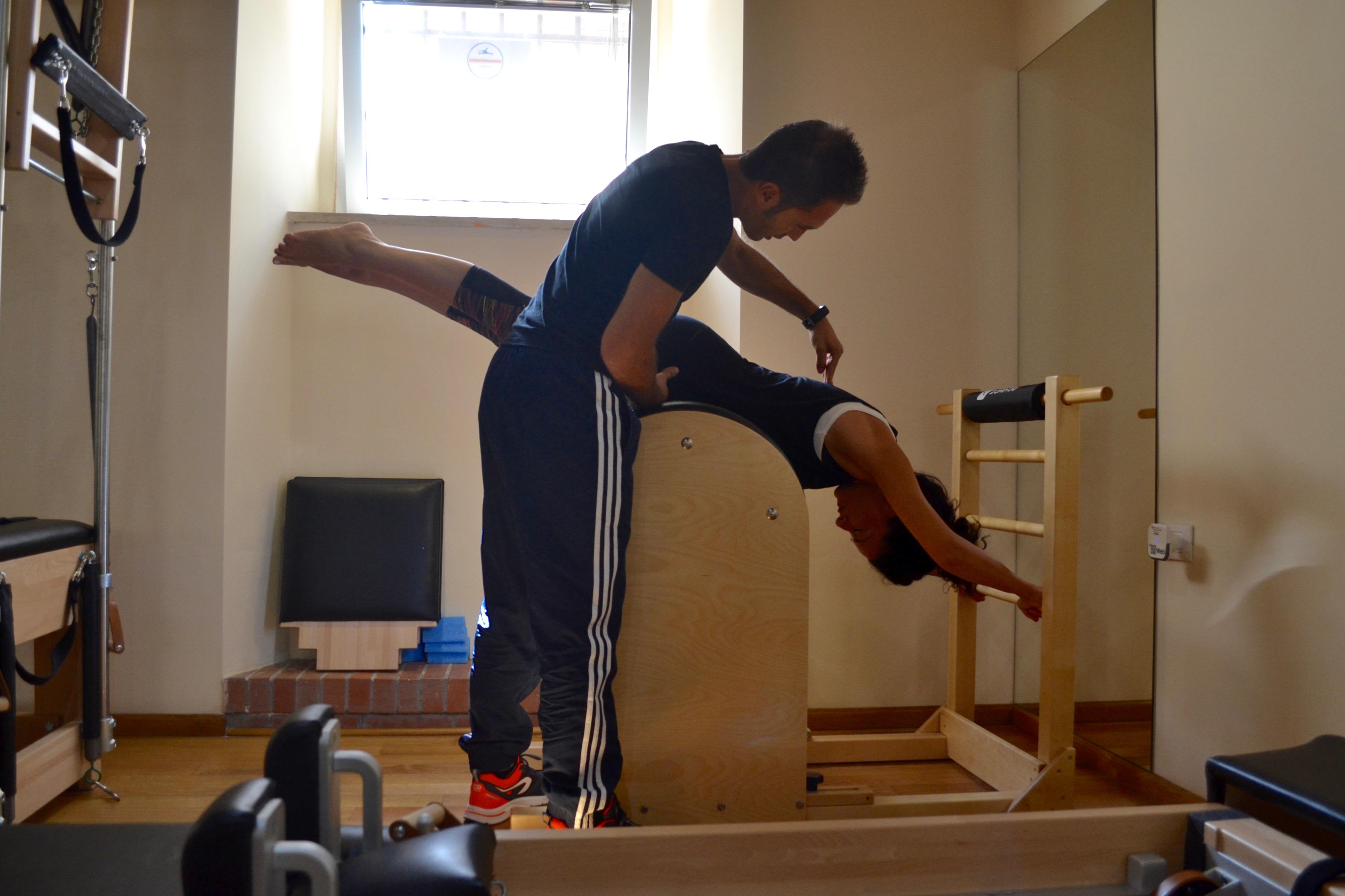 Il Metodo Pilates applicato con dedizione e passione