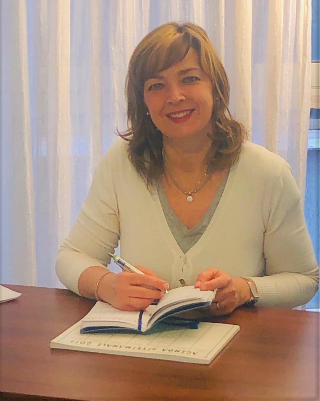 Barbara Gizzi, psicologa e psicoterapeuta psicoanalitica di Palermo