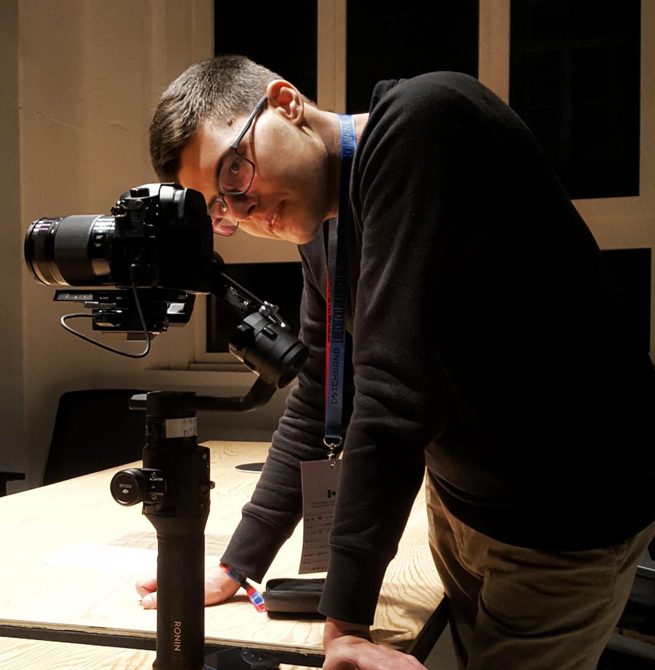 Matteo Bollati - Videomaker a Cislago
