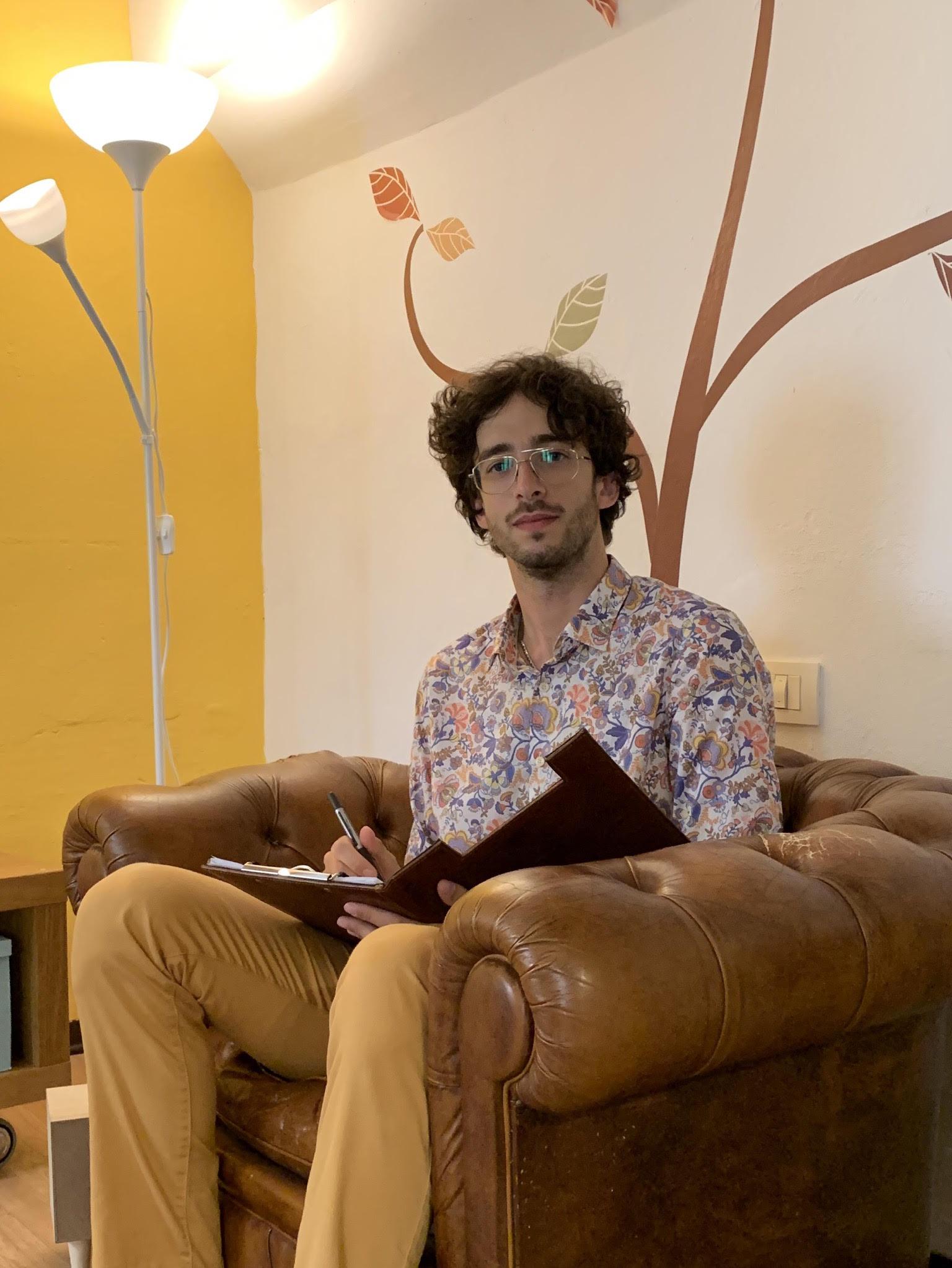 Matteo Ferrari - Psicoterapeuta a Pavia