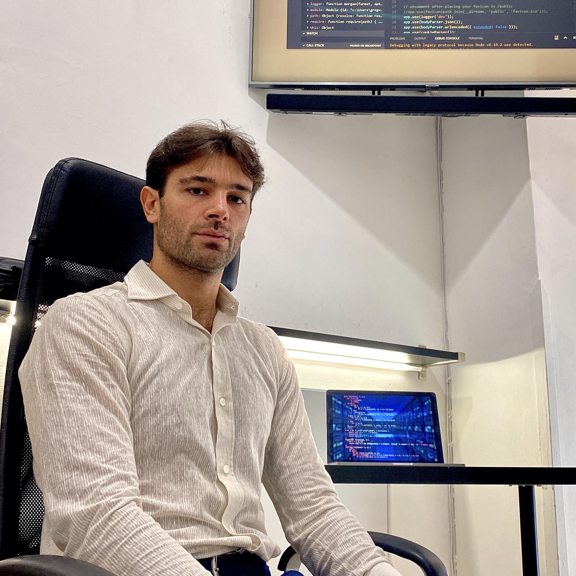 Alessandro Mendozza - Ingegnere e CEO di ITS SRL a Napoli