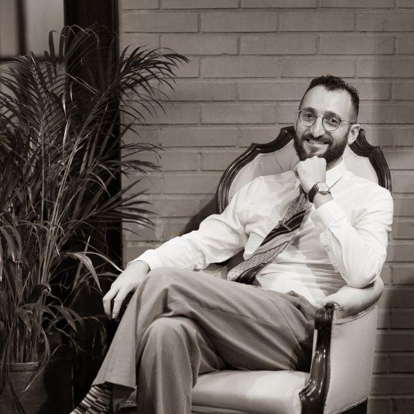 Antonio Del Villano - Ballerino e Organizzatore di Eventi a Firenze