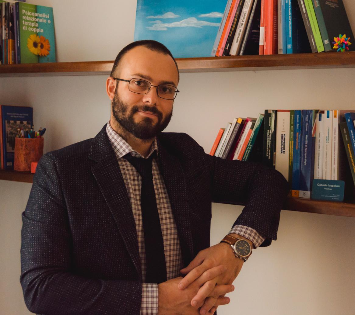 Gabriele Scapellato - Psicologo in Torino